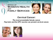 Cervical Cancer e-Card