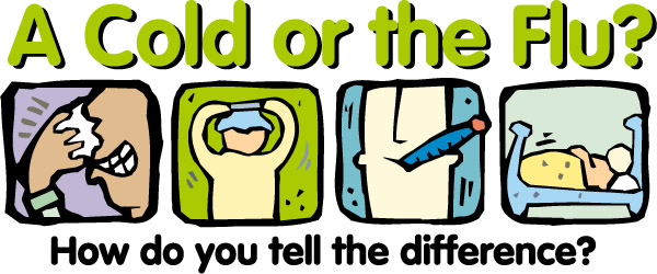 Cold or the Flu - How do you tell the difference?