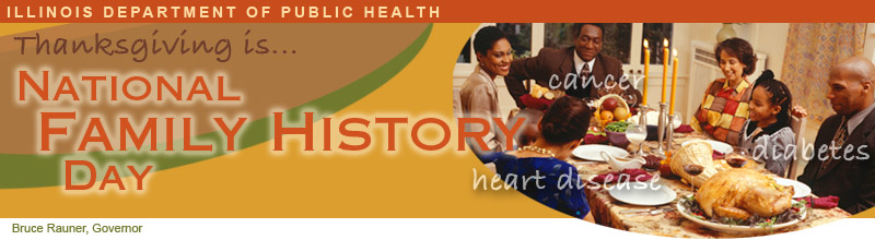 family health history chart. Family Health History