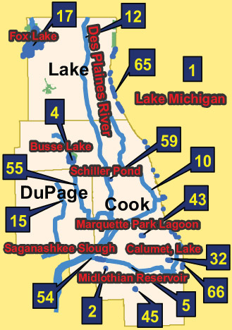 Fish Advisory for Cook County