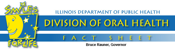 Division of Oral Health Fact Sheet