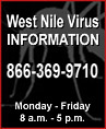 West Nile Hotline