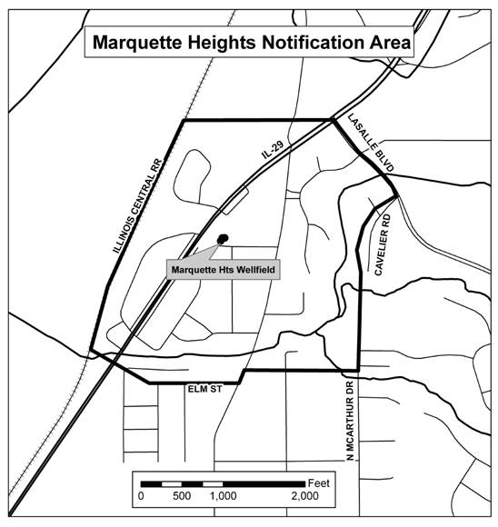 testing re mended for marquette heights wells Water Sewer Diagram this information has been piled from historic data and is provided to the public to ensure full disclosure of state records