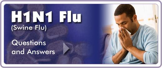 H1n1 flu symptoms adults